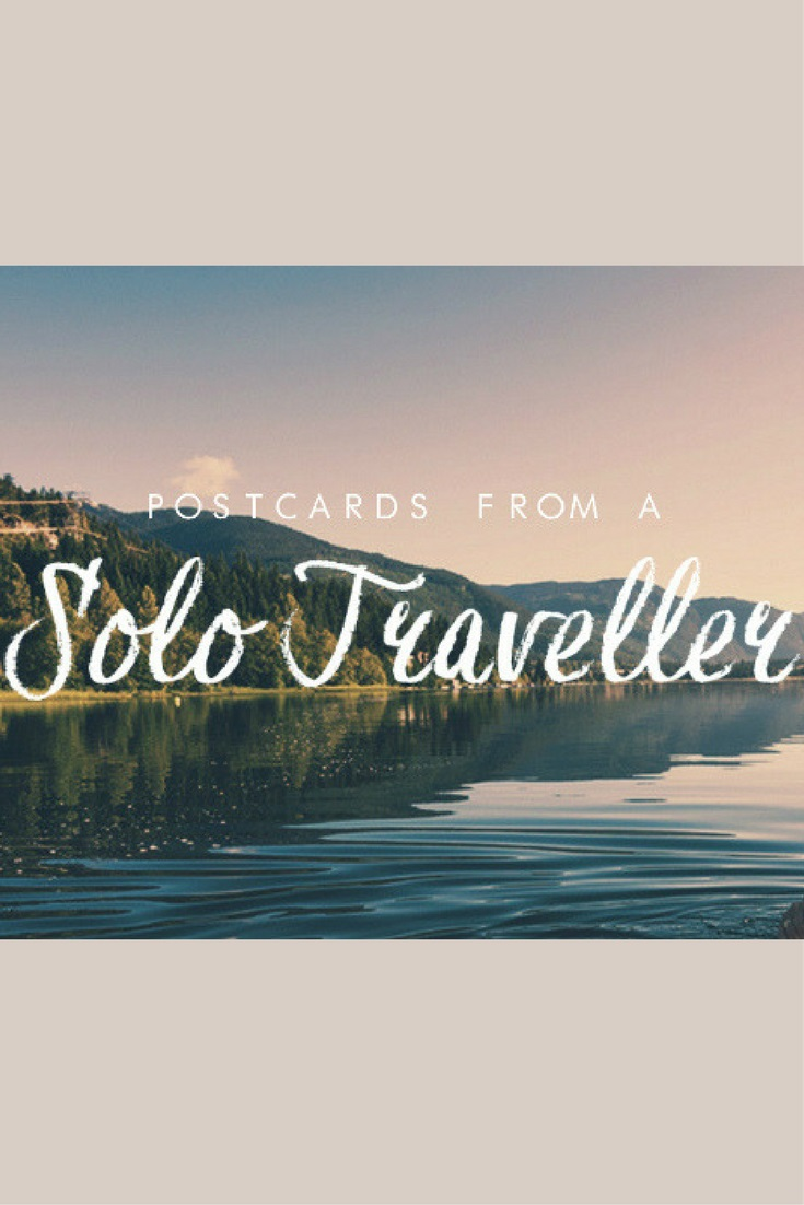 Be inspired by our intrepid solo traveller's adventures