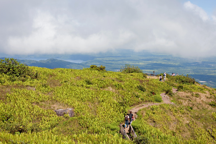 Volcan Mombacho Viewpoint