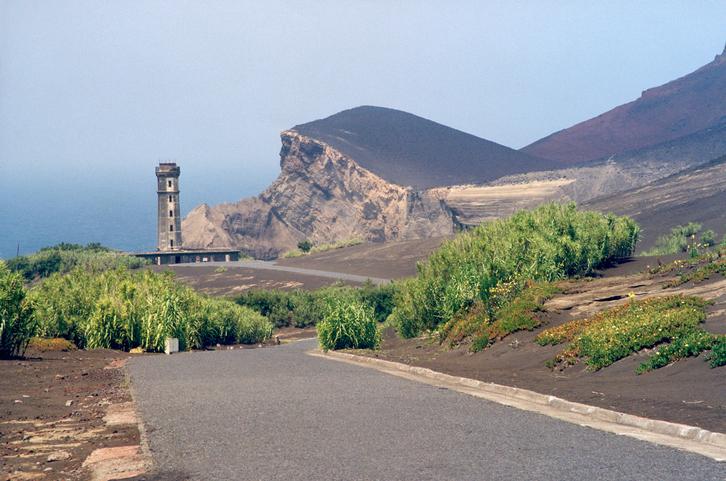 Capelinhos Volcano