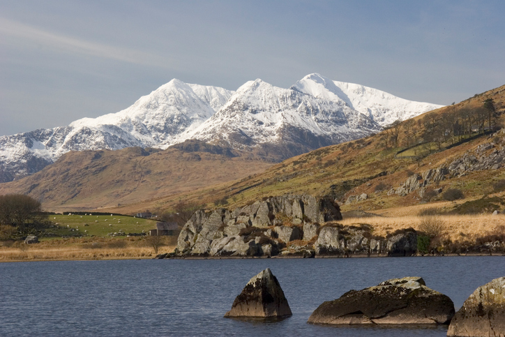Snowdon at Winter