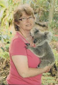 Maureen and Koala
