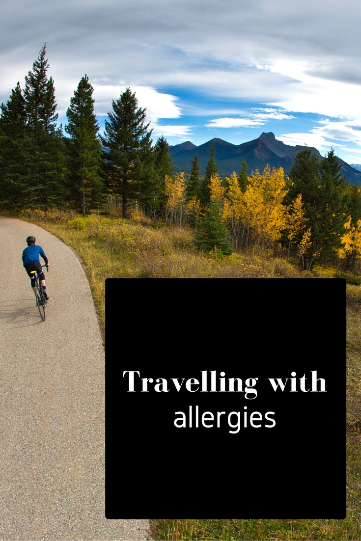 Tips for travelling with allergies