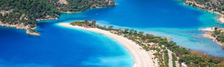 Oludeniz Beach Fethiye, Turkey
