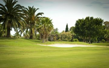 Spanish golf course