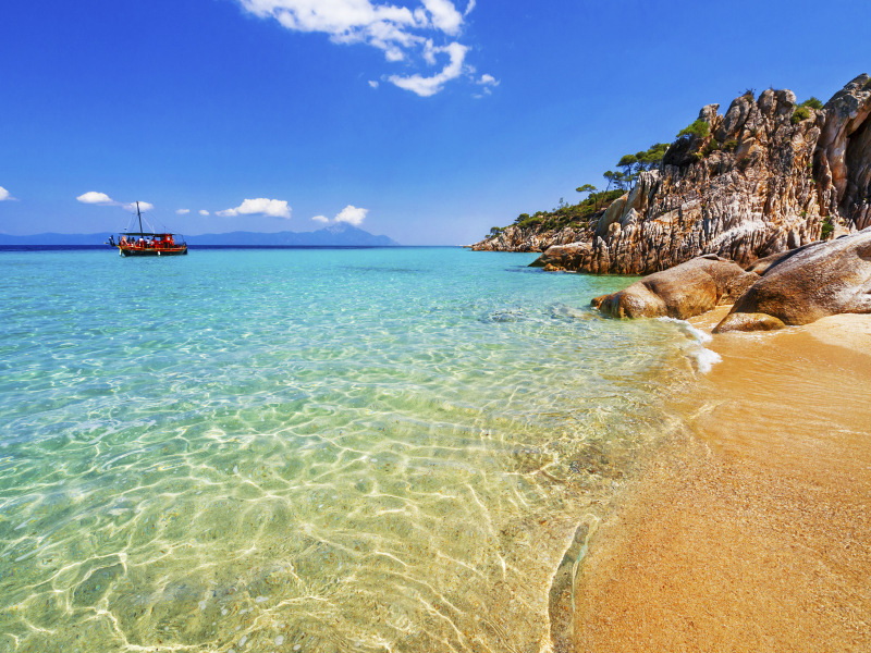 greece holidays 12 best beaches in greece