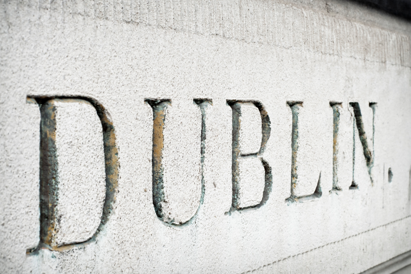 Dublin Cut in Stone