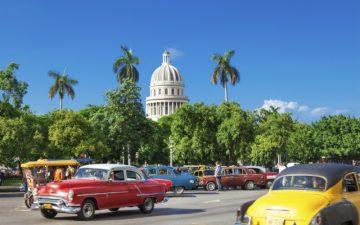 Havana Old City, Cuba