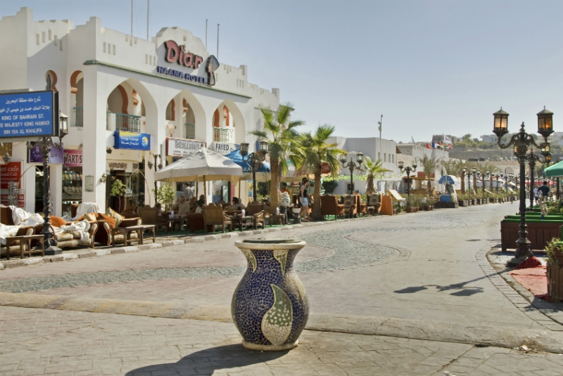 Shops in Sharm el Sheikh