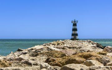 Lighthouse Vilamoura Portugal