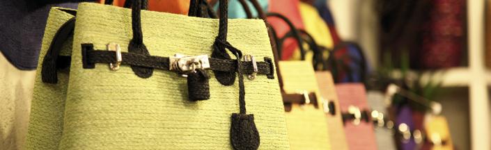 Close up of a Handbag