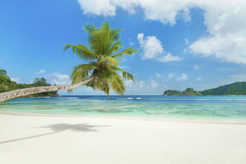 Baie Lazare beach, Seychelles