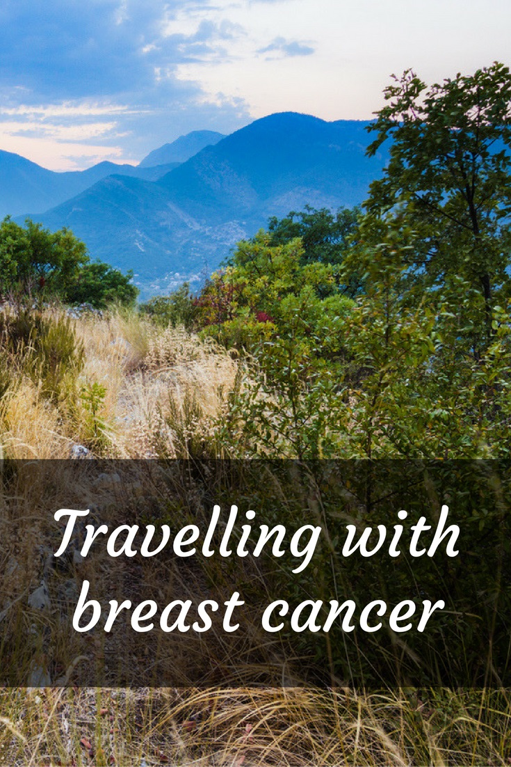 Travelling with breast cancer