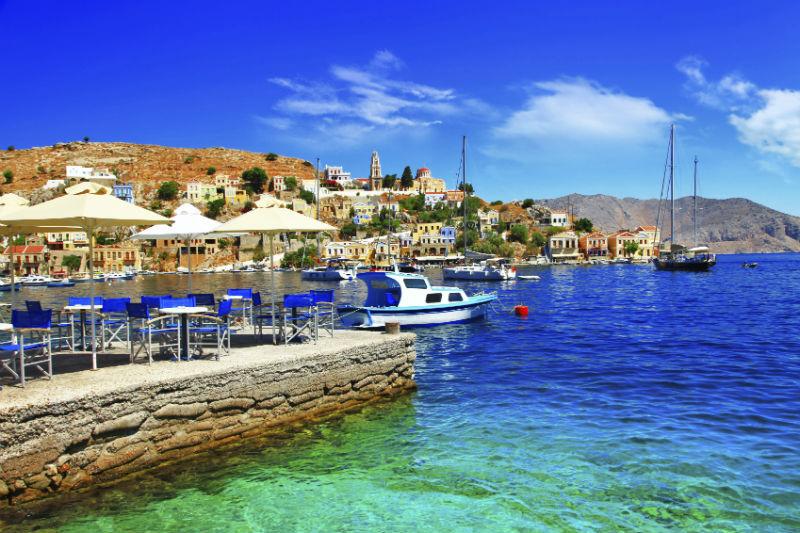Symi Island, Dodecanes, Greece