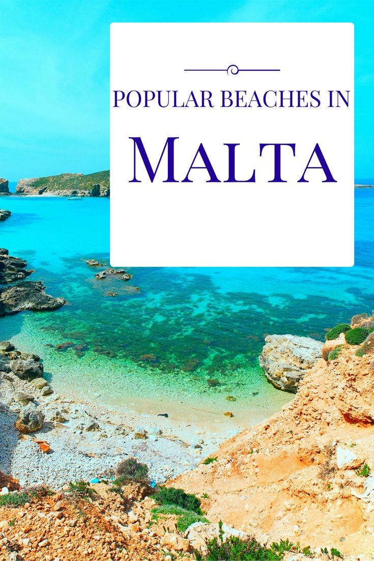 Top Beaches in Malta