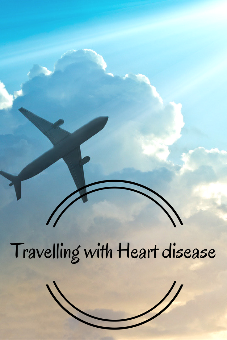 The British Heart Foundation gives us their tips for travelling with heart disease