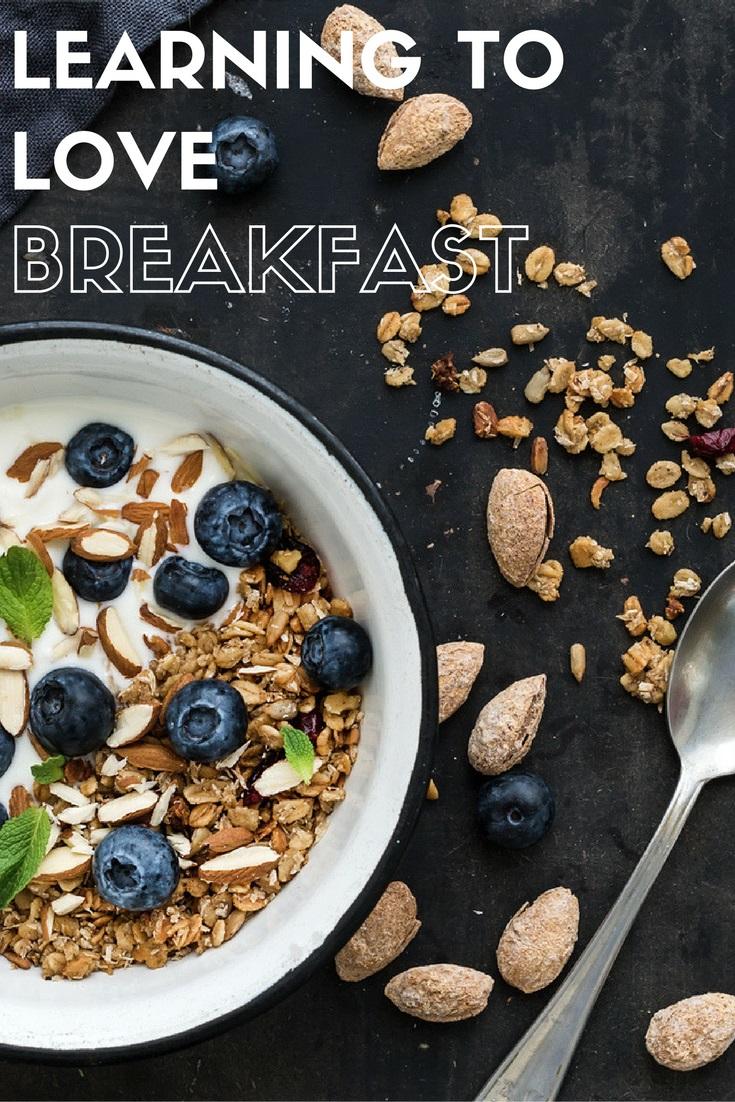 Learning to Love Breakfast