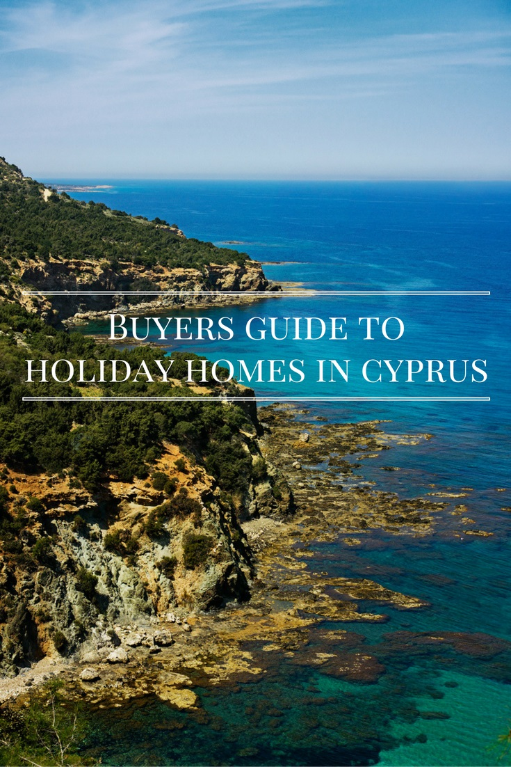 A Buyer's Guide to Holiday Homes in Cyprus