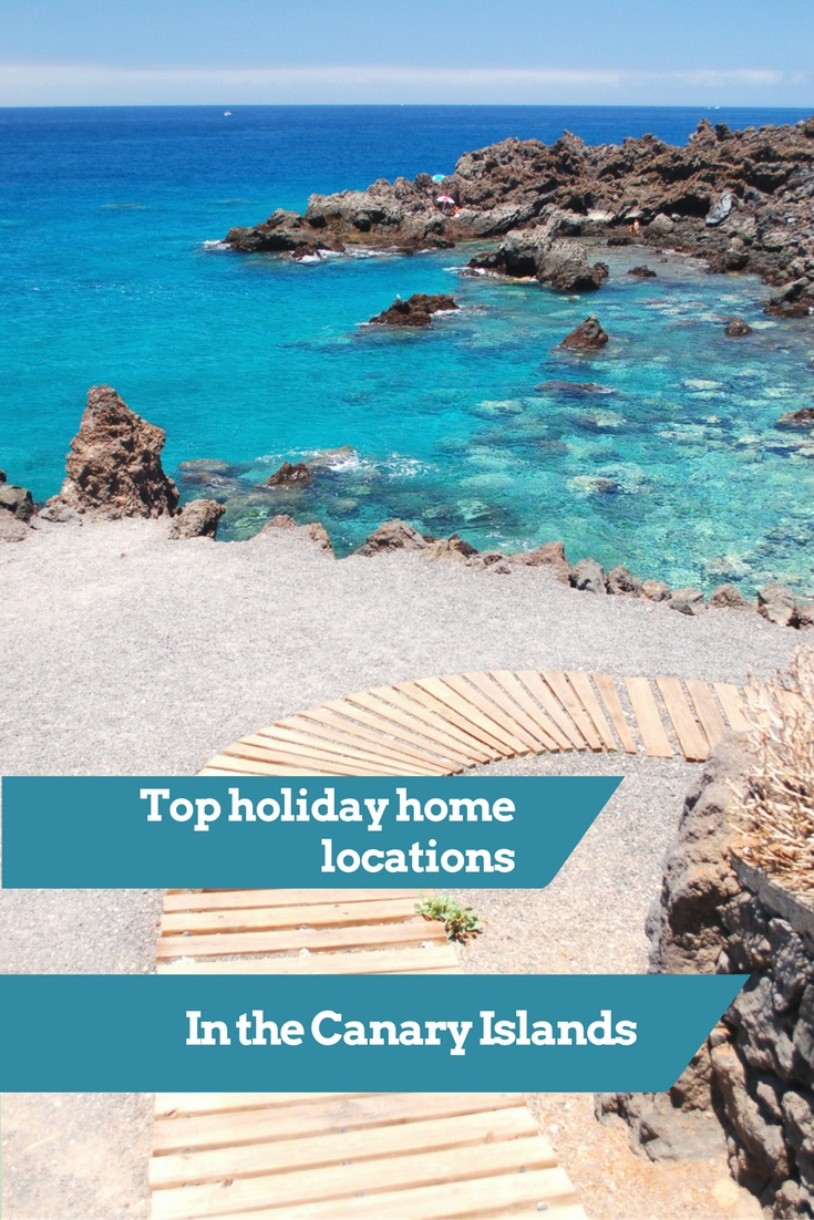 Top Holiday Home Locations in the Canary Islands