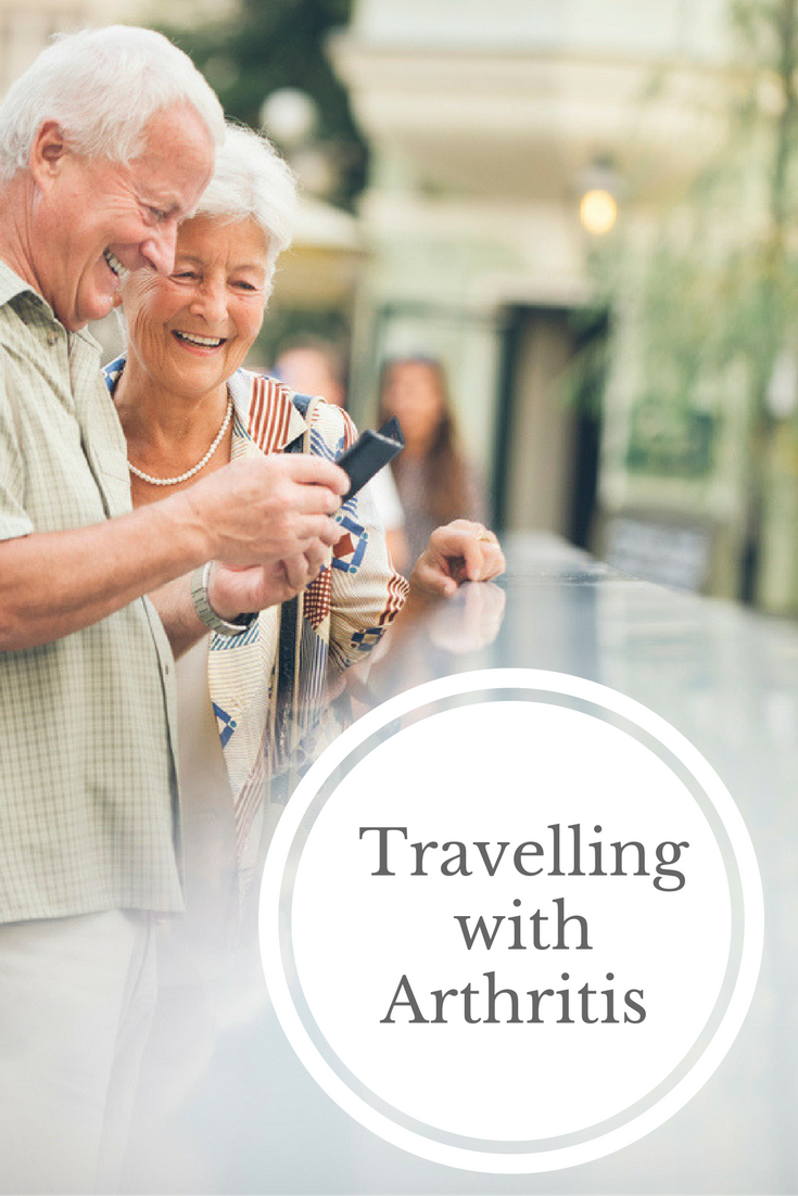 Get the lowdown on travelling with arthritis