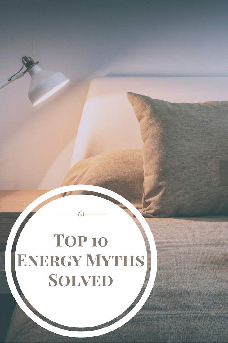 Top 10 energy myths solved