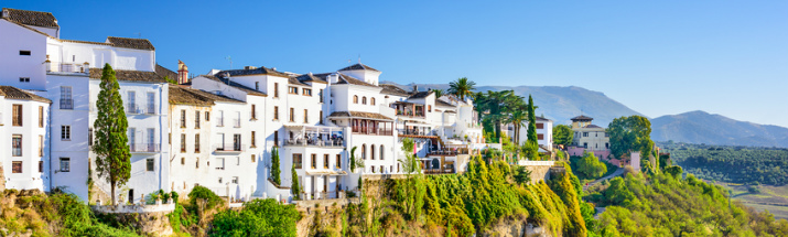 Holiday homes in Ronda Spain