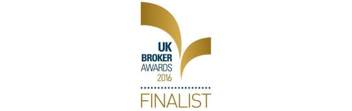 UK Broker Awards 2016 Finalist
