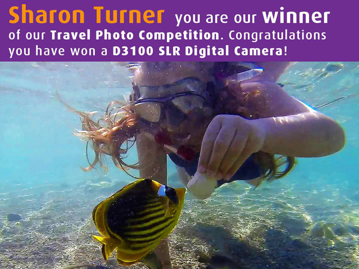 Sharon Turner Competition Winner