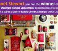 Facebook competition winner - Janet Stewart