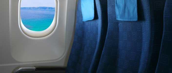 aeroplane seats