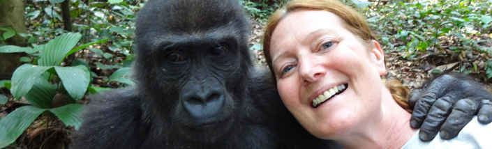 Going Ape in Africa