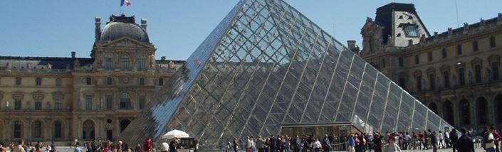The Louvre, Paris, Frace