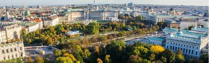 Vienna Austria Hofburg Imperial Palace