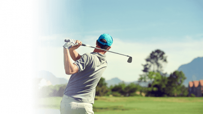 Golf travel insurance