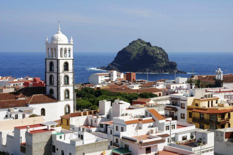 View of Garachico, Tenerife