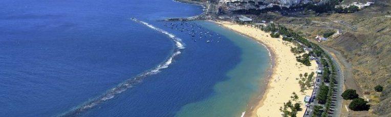 Spain-Tenerife-Playa-de-Las-Teresitas