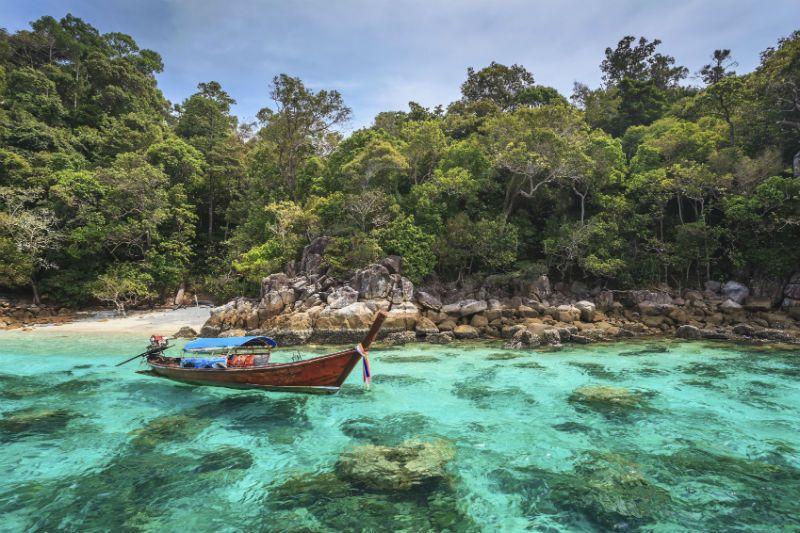 Koh Lipe beach, Thailand
