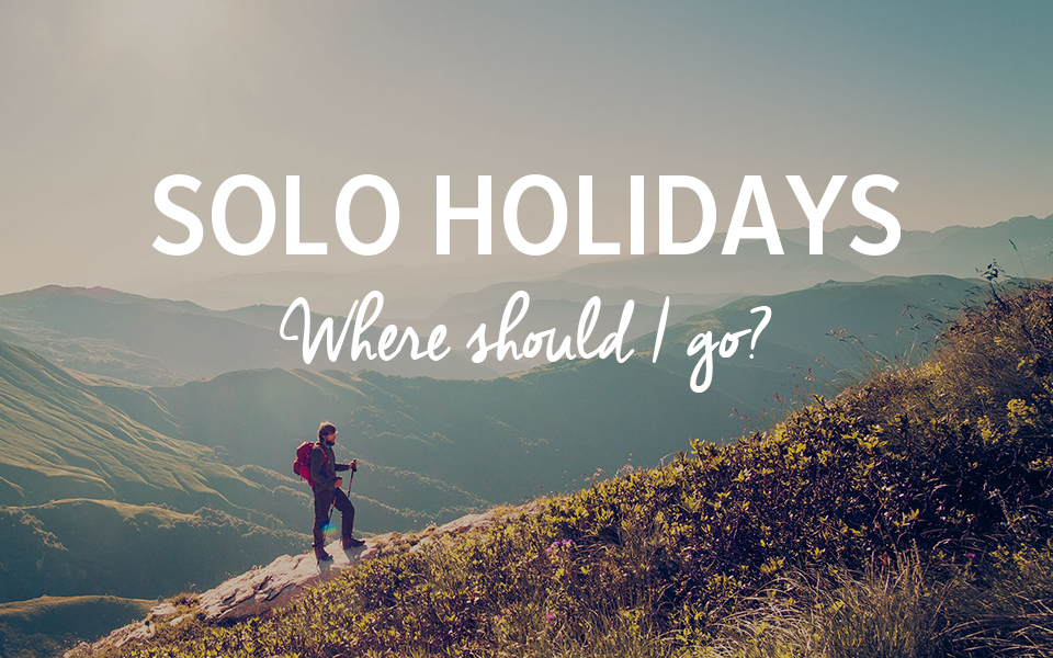 Staysure's solo travel destination finder