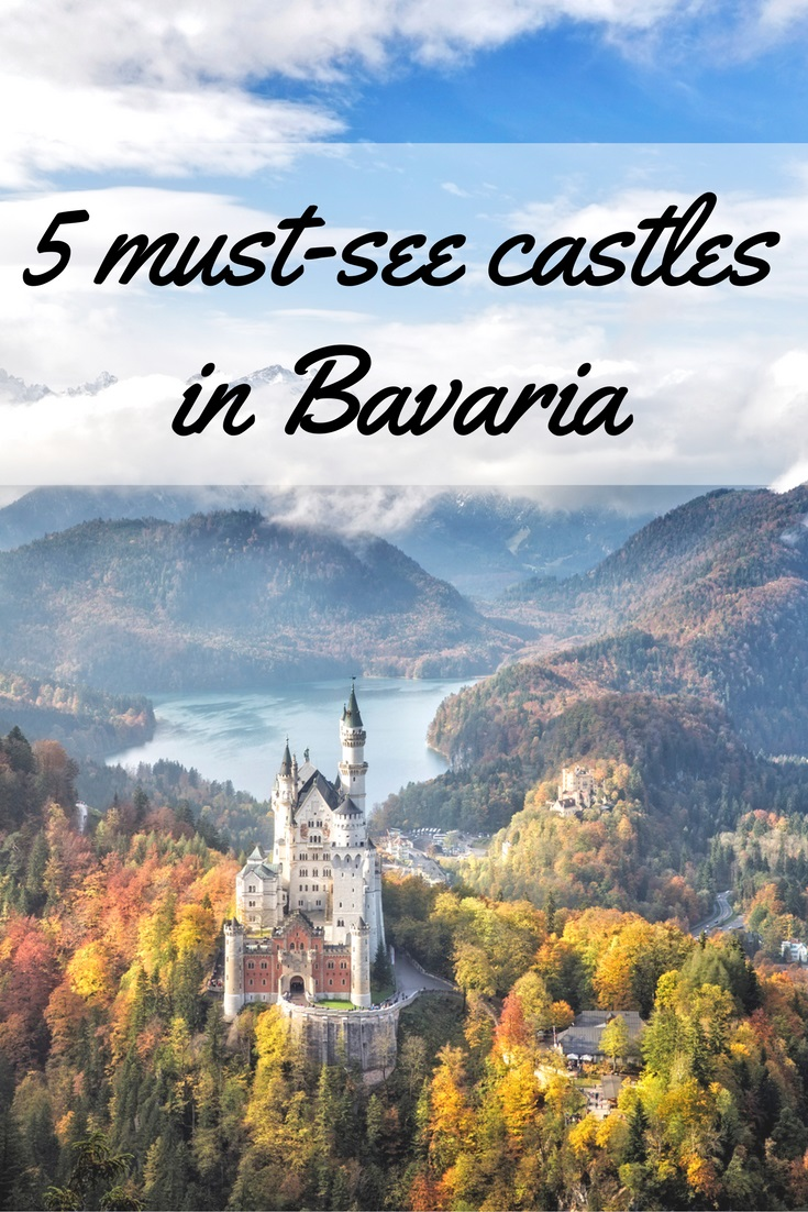 5 breathtaking castles in Bavaria