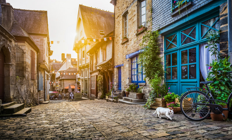 Buying a holiday home in france tax