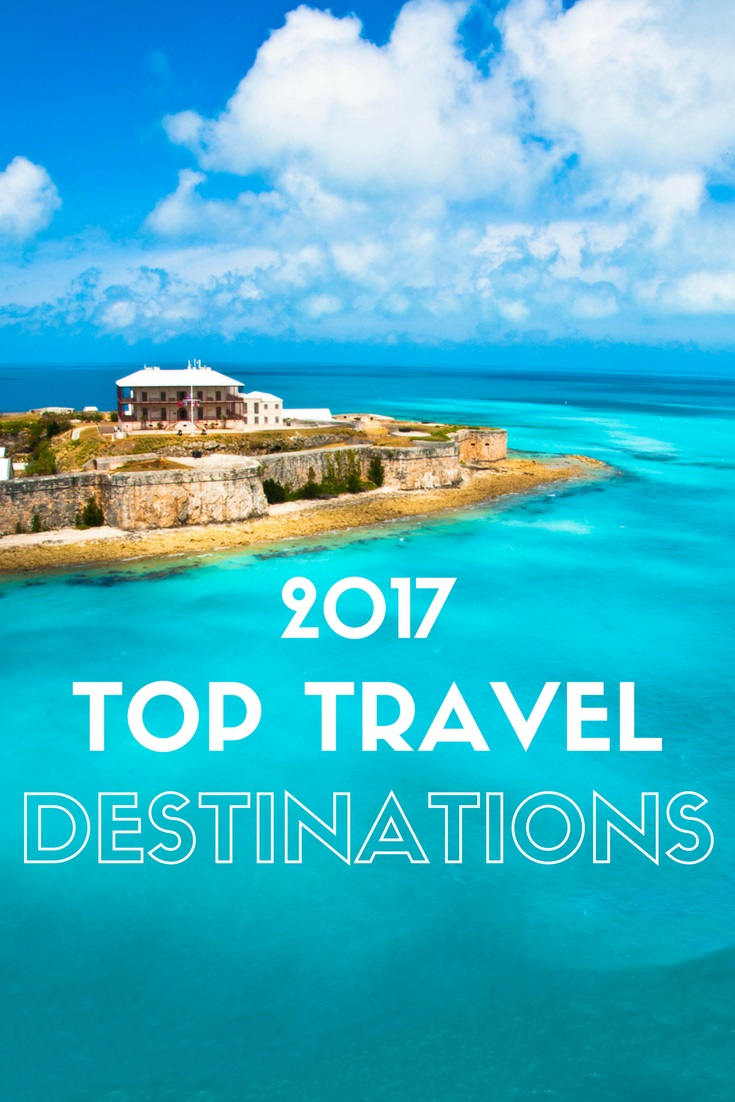 ABTA's Top Travel Destinations for 2017