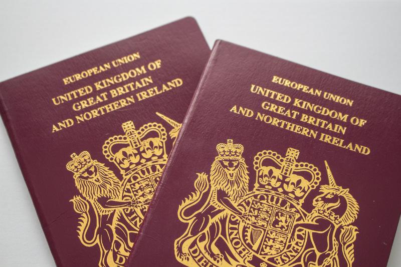 Passport photo rule change