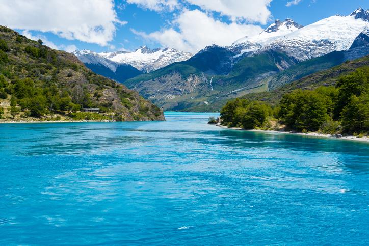 Lake General Carrera (Chile)