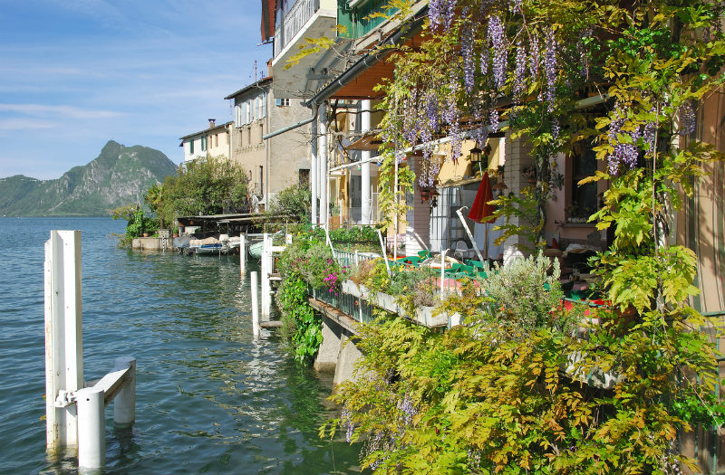 Gandria, Lake Lugano
