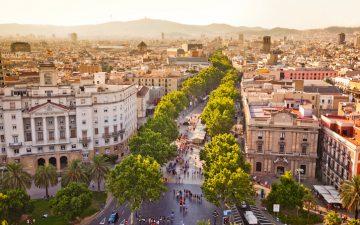 Spain, La Rambla