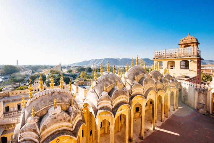 Hawa Mahal Jaipur India