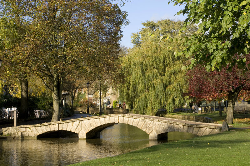 Bourton-On-Water, Cotswolds