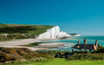 Seven Sisters - best walks in Britain
