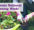 National Gardening Week 2017