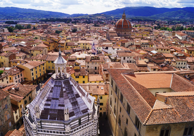 Pistoia, Tuscany, Italy