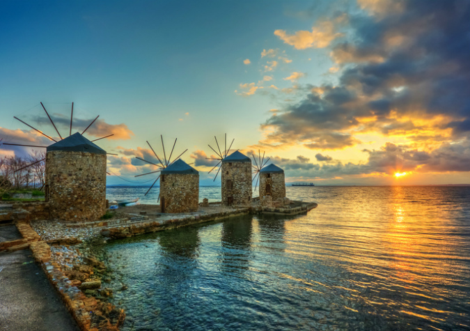 Chios Island, Greece